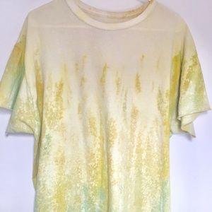 Other - CUSTOM Men's Unisex Grunge Design T-shirt